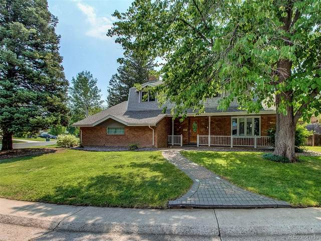 3138 S Monaco Circle, Denver, CO 80222 (#4834694) :: Venterra Real Estate LLC