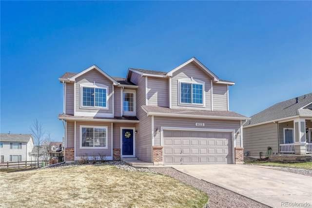 413 Talus Road, Monument, CO 80132 (#4834904) :: Venterra Real Estate LLC