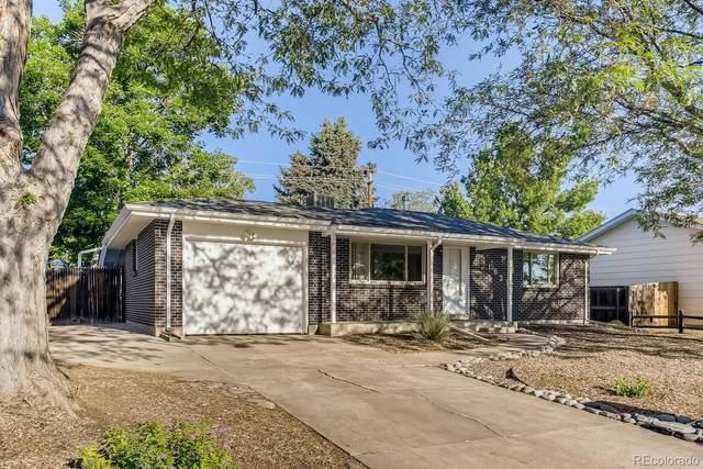 1639 S Flower Street, Lakewood, CO 80232 (#4835268) :: Finch & Gable Real Estate Co.