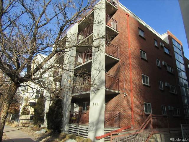 352 S Lafayette Street #304, Denver, CO 80209 (#4835285) :: Venterra Real Estate LLC