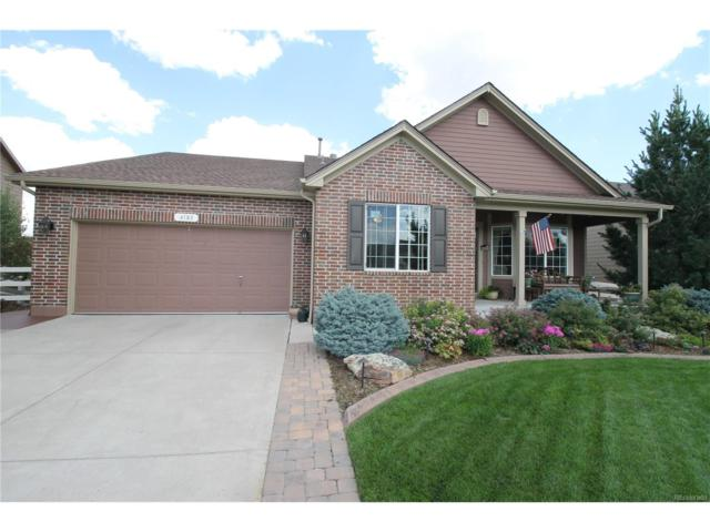 4180 Eagle Ridge Way, Castle Rock, CO 80104 (MLS #4835868) :: 8z Real Estate