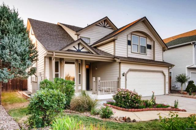 21849 Saddlebrook Court, Parker, CO 80138 (#4836136) :: The Griffith Home Team