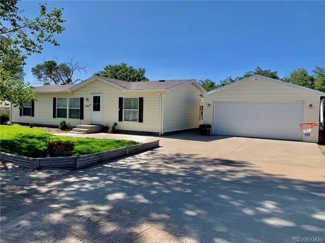 305 Ridge Street, Wiggins, CO 80654 (MLS #4836238) :: 8z Real Estate
