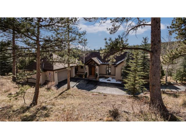 31356 Tanoa Road, Evergreen, CO 80439 (MLS #4836292) :: 8z Real Estate