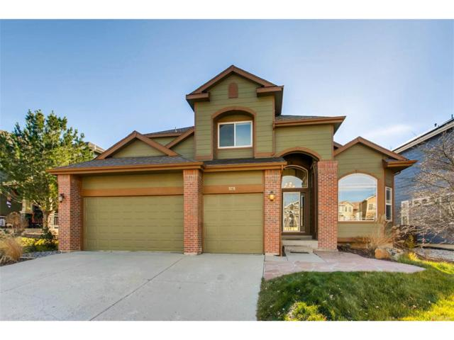 9276 Desert Willow Road, Highlands Ranch, CO 80129 (#4836325) :: The Peak Properties Group
