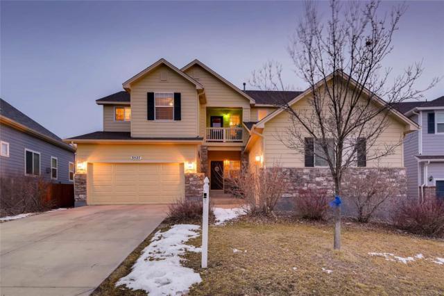 3527 Golden Spur Loop, Castle Rock, CO 80108 (MLS #4836500) :: 8z Real Estate