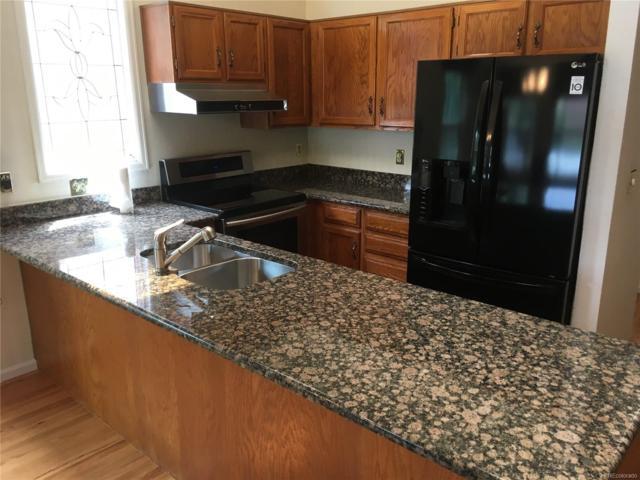 8079 S Newport Court, Centennial, CO 80112 (MLS #4836531) :: 8z Real Estate