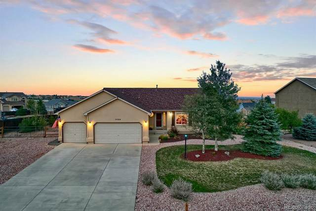 11124 Allendale Drive, Peyton, CO 80831 (#4837246) :: The DeGrood Team