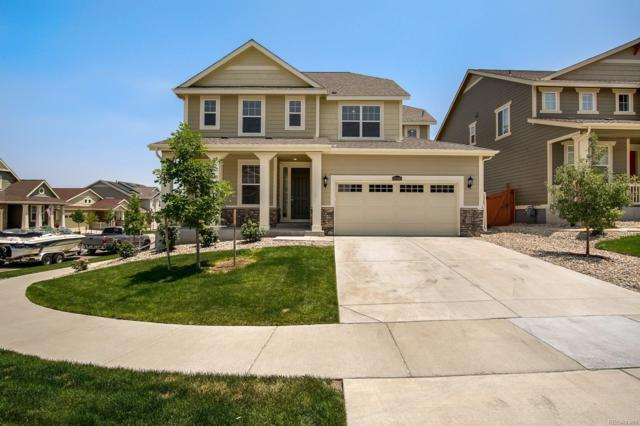 10040 Isle Circle, Parker, CO 80134 (#4837297) :: The DeGrood Team