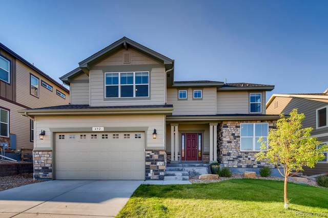492 Sage Grouse Circle, Castle Rock, CO 80109 (#4837524) :: iHomes Colorado