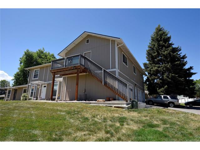 2273 Coronado Parkway D, Denver, CO 80229 (MLS #4837807) :: 8z Real Estate