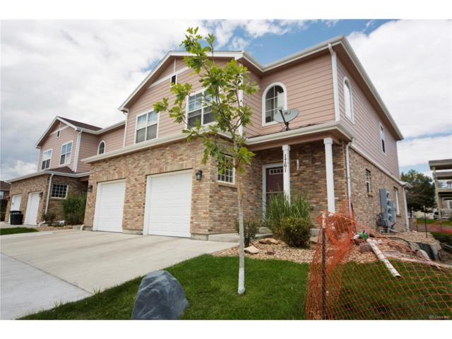 1761 W 52nd Court, Denver, CO 80221 (MLS #4838627) :: 8z Real Estate