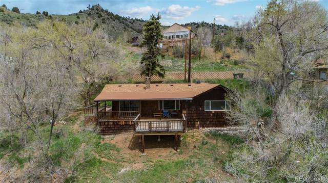 2772 S Riverview Drive, Idledale, CO 80453 (#4838709) :: Own-Sweethome Team