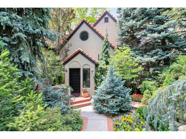 773 Franklin Street, Denver, CO 80218 (MLS #4839180) :: 8z Real Estate