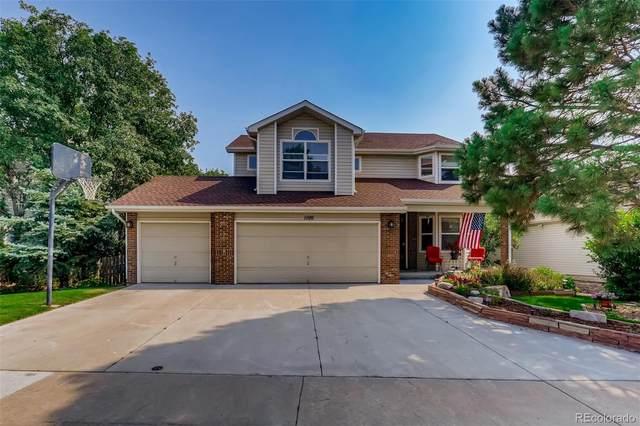 1100 Whispering Oak Drive, Castle Rock, CO 80104 (MLS #4840254) :: Clare Day with Keller Williams Advantage Realty LLC