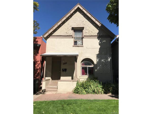 1027 26th Street, Denver, CO 80205 (#4840332) :: The Peak Properties Group