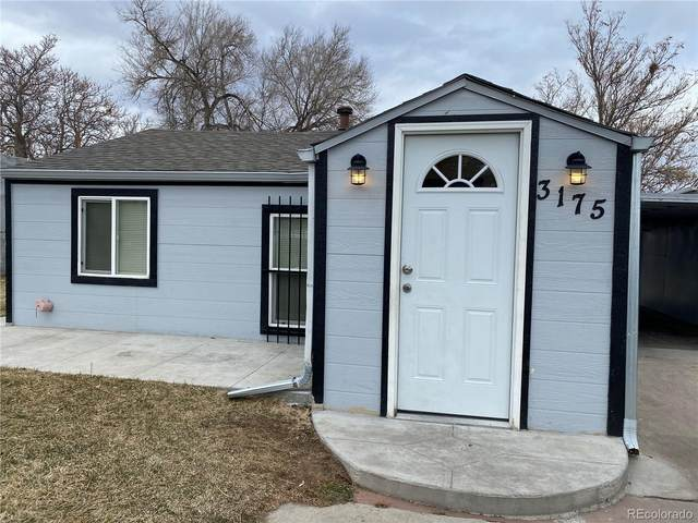 3175 W Walsh Place, Denver, CO 80219 (#4840343) :: Arnie Stein Team | RE/MAX Masters Millennium