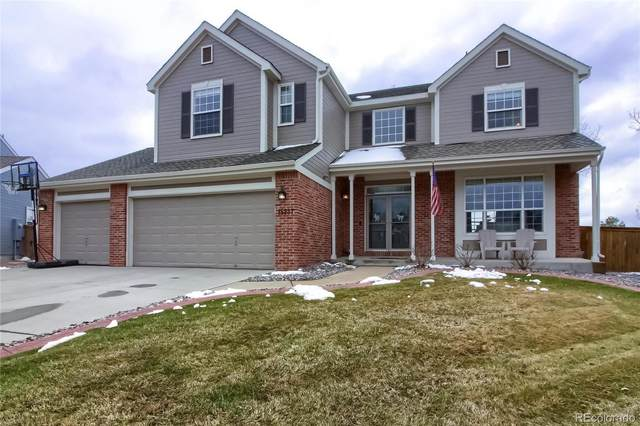 15337 Greenstone Circle, Parker, CO 80134 (#4840589) :: Sultan Newman Group