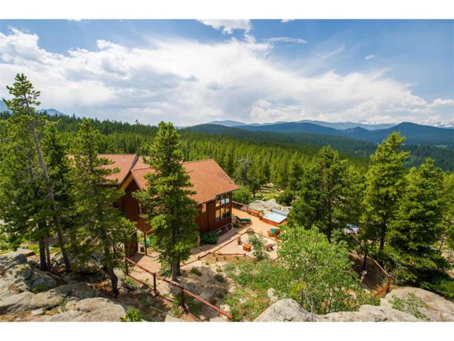 646 Emory Road, Black Hawk, CO 80422 (MLS #4840630) :: 8z Real Estate