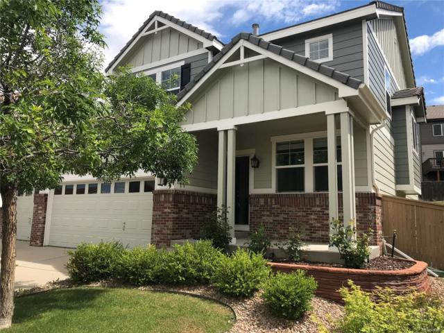 11053 Meadowvale Circle, Highlands Ranch, CO 80130 (#4840833) :: Bring Home Denver with Keller Williams Downtown Realty LLC
