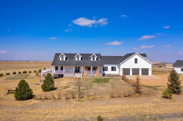 14775 Quail Run Road, Hudson, CO 80642 (#4841016) :: My Home Team
