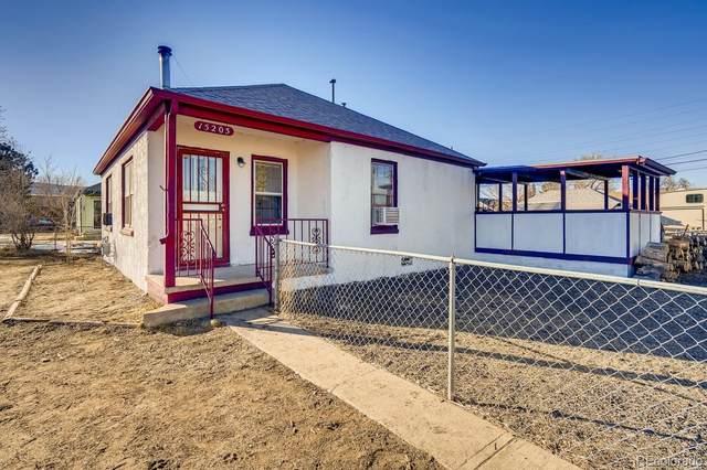 15205 W 43rd Avenue, Golden, CO 80403 (MLS #4841529) :: 8z Real Estate