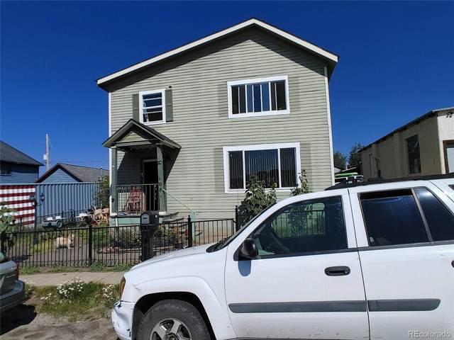 108 Elm Street, Leadville, CO 80461 (#4841585) :: You 1st Realty