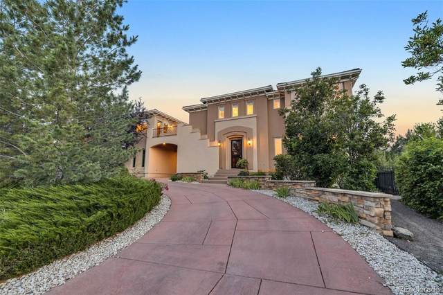12557 Daniels Gate Drive, Castle Pines, CO 80108 (#4841603) :: The Gilbert Group