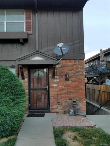 3825 S Monaco Parkway #120, Denver, CO 80237 (#4841690) :: Bring Home Denver