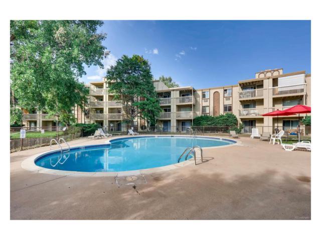 1304 S Parker Road Ph17, Denver, CO 80231 (MLS #4841837) :: 8z Real Estate