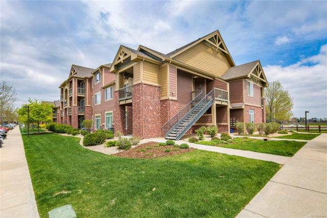 804 Summer Hawk Drive #5208, Longmont, CO 80504 (#4841917) :: The Griffith Home Team