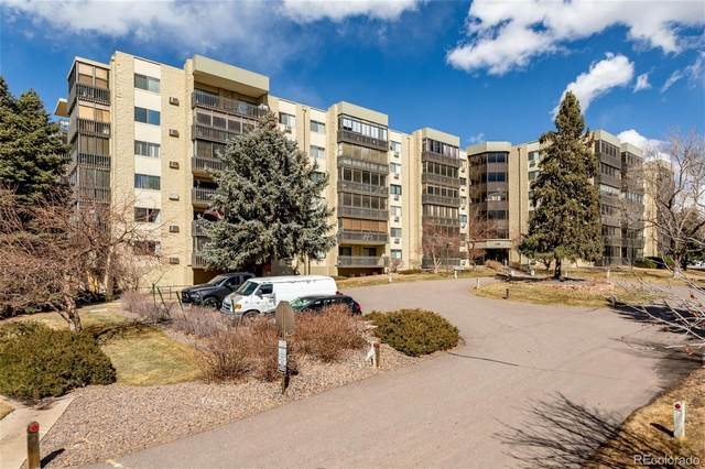 14390 E Marina Drive #309, Aurora, CO 80014 (#4841928) :: Re/Max Structure