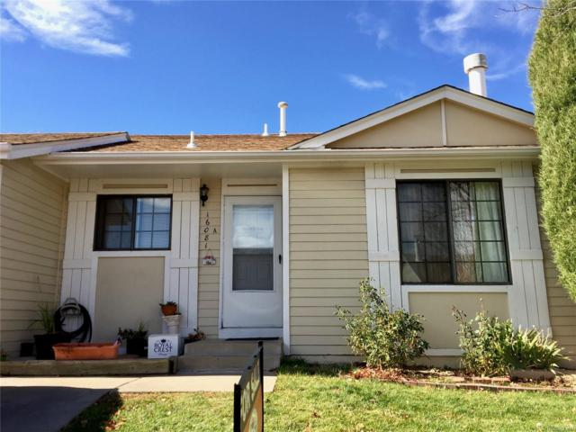 16081 E Radcliff Place A, Aurora, CO 80015 (#4842196) :: The Peak Properties Group