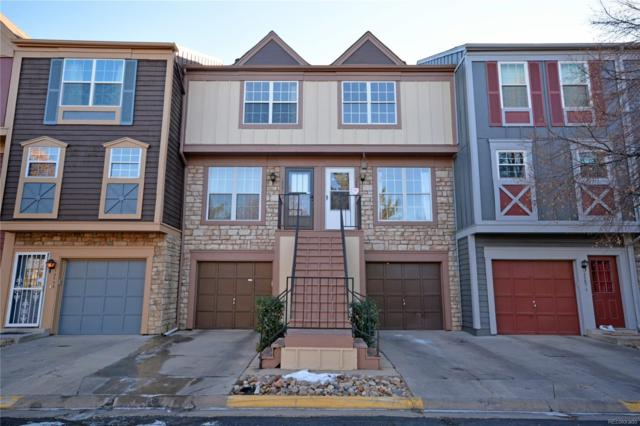 12089 E Hoye Drive, Aurora, CO 80012 (#4842390) :: The Galo Garrido Group