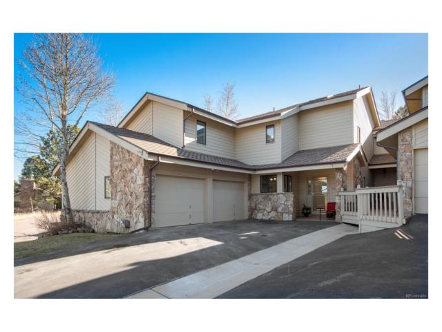 2283 Augusta Drive, Evergreen, CO 80439 (#4842499) :: The City and Mountains Group