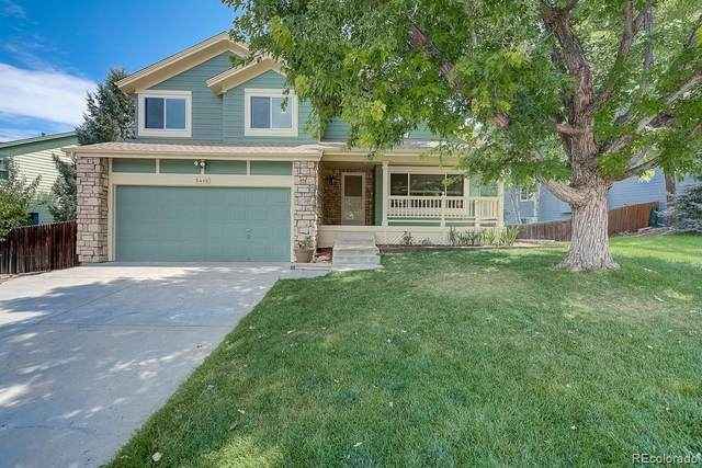 5416 S Dunkirk Way, Centennial, CO 80015 (#4842723) :: Peak Properties Group