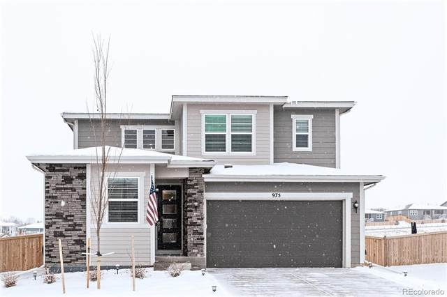 975 White Leaf Circle, Castle Rock, CO 80108 (#4843641) :: Chateaux Realty Group