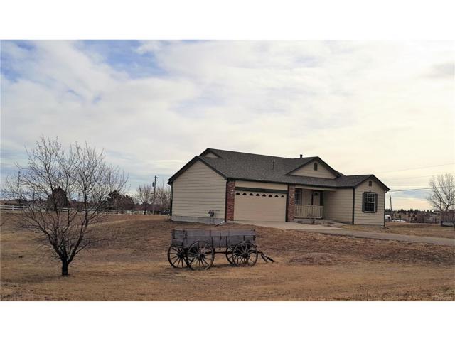 34248 Columbine Trail, Elizabeth, CO 80107 (MLS #4843889) :: 8z Real Estate