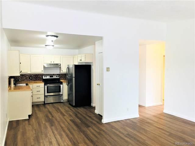 3022 S Wheeling Way #411, Aurora, CO 80014 (MLS #4844252) :: 8z Real Estate