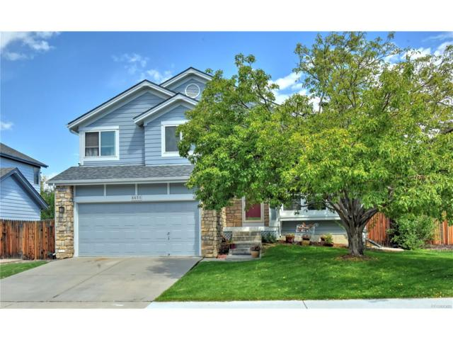 8651 W 95th Drive, Westminster, CO 80021 (#4844395) :: The Griffith Home Team