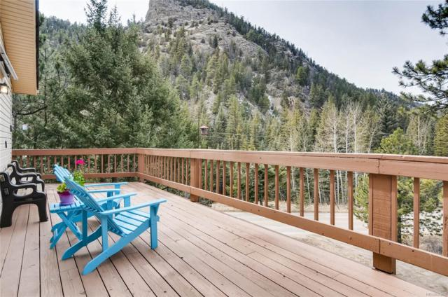 24 York Gulch Road, Idaho Springs, CO 80452 (#4844736) :: Wisdom Real Estate