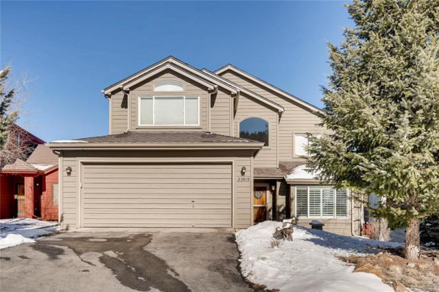 23919 High Meadow Drive, Golden, CO 80401 (#4845033) :: The Heyl Group at Keller Williams