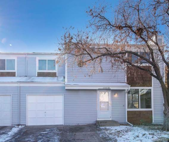 16463 E Radcliff Place B, Aurora, CO 80015 (#4845133) :: The Dixon Group