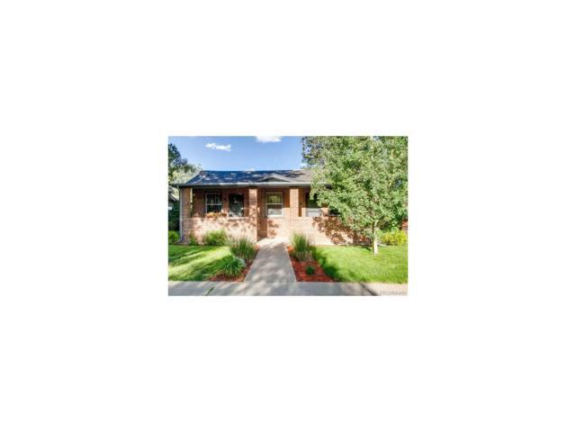 1134 Monroe Street, Denver, CO 80206 (#4845319) :: Wisdom Real Estate