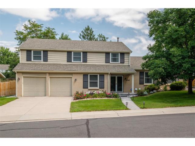 8307 E Hinsdale Drive, Centennial, CO 80112 (MLS #4845601) :: 8z Real Estate