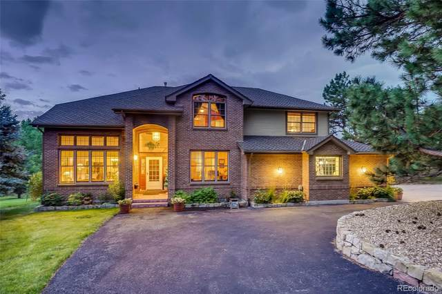 10538 Tomichi Drive, Franktown, CO 80116 (#4845626) :: The HomeSmiths Team - Keller Williams