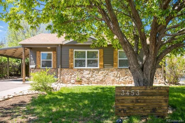 3453 S Eudora Street, Denver, CO 80222 (#4845681) :: The DeGrood Team