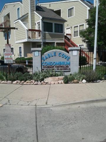 942 S Dearborn Way #9, Aurora, CO 80012 (#4845702) :: Mile High Luxury Real Estate