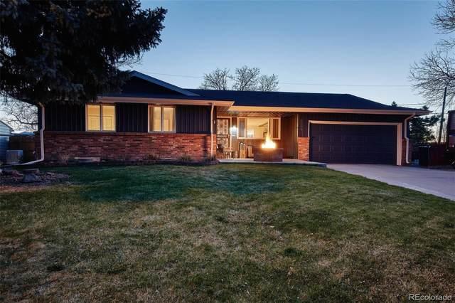 6099 S Marshall Drive, Littleton, CO 80123 (#4846229) :: Wisdom Real Estate