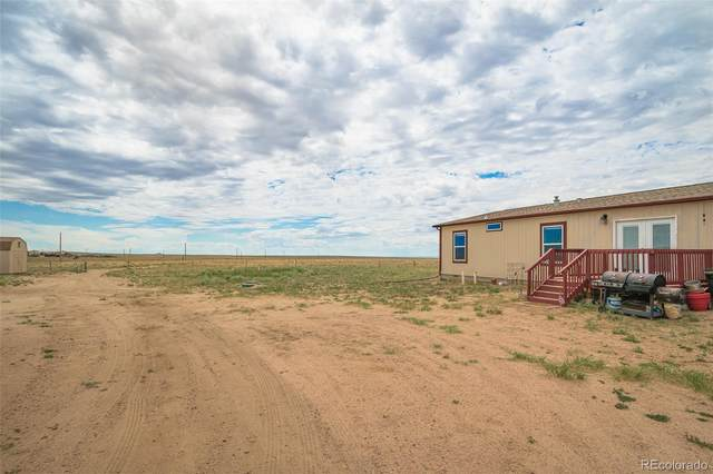 30890 Ken View, Yoder, CO 80864 (MLS #4846505) :: 8z Real Estate